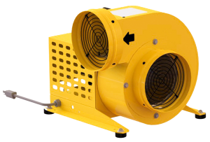 Image of a Electric Powered Centrifugal Blower: 1000