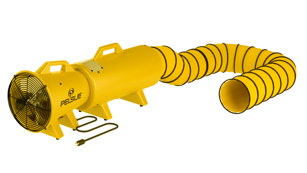 Image of the 1375P Axial Blower