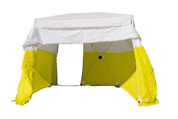Image of a Dual-Entry Series Tent