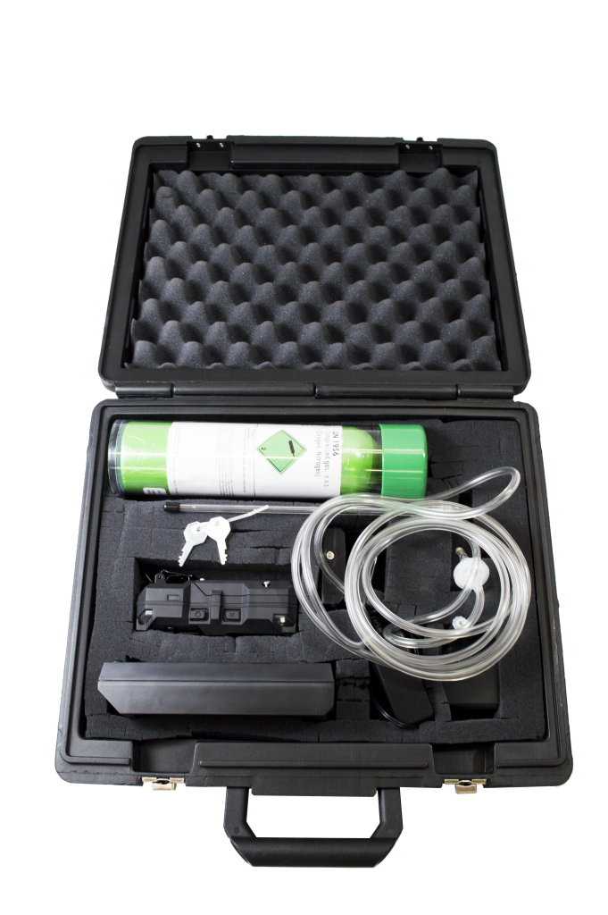 Image of a Gas Monitor Kit