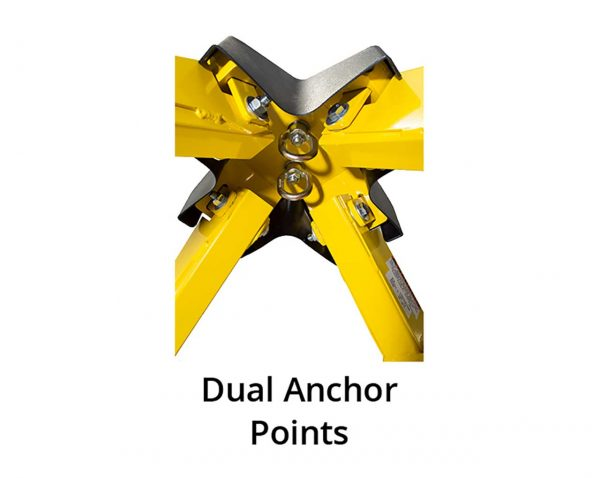 Image of the LifeGuard Anchor Points
