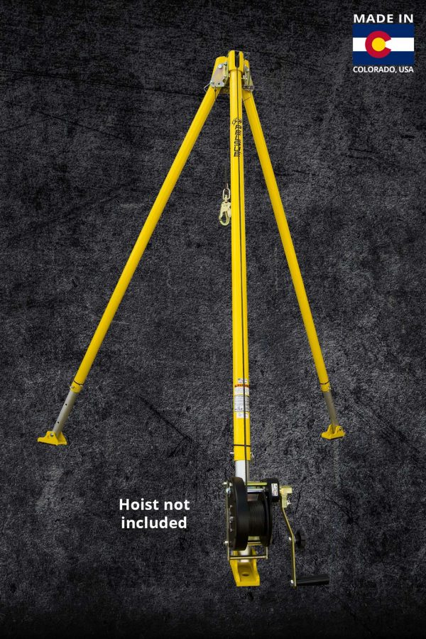 Graphic of the Rescue Tripod