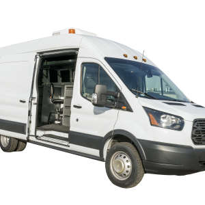 Fiber Splicing Van
