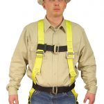Image of a safety harness