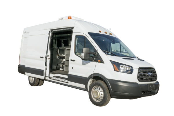 Image of the High Roof Van