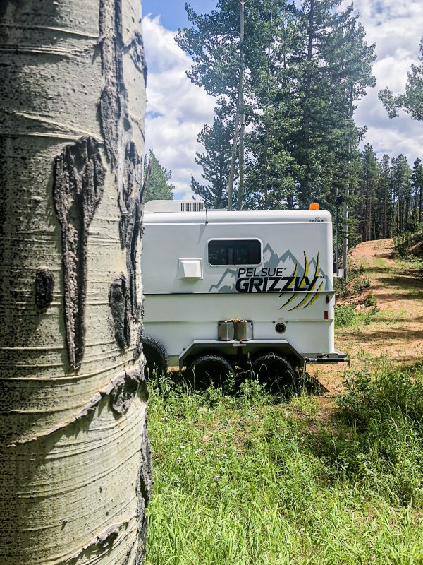 Pelsue FiberLite® Grizzly™ Outside