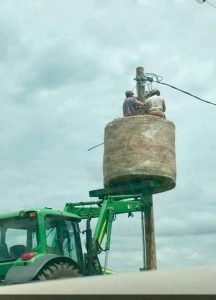 Farmers Not Using Fall Protection