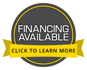 Financing Available Badge